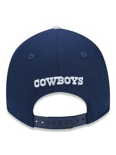 Boné New Era 9Forty NFL Dallas Cowboys Azul NFV17BON160 - newera