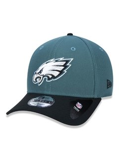 Boné New Era 9Forty NFL Philadelphia Eagles Verde NFV17BON162 na internet