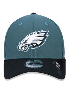 Boné New Era 9Forty NFL Philadelphia Eagles Verde NFV17BON162 - comprar online