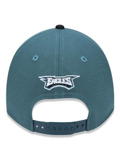 Boné New Era 9Forty NFL Philadelphia Eagles Verde NFV17BON162 - newera