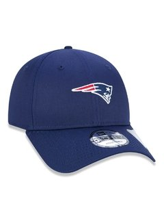 Boné New Era 9Forty NFL New England Patriots Azul NFV19BON115