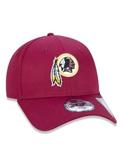Boné New Era 9Forty NBA Washington Redskins Vermelho NFV19BON120
