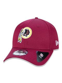 Boné New Era 9Forty NBA Washington Redskins Vermelho NFV19BON120 na internet