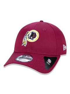 Boné New Era 9Twenty NFL Washington Redskins Vermelho NFV19BON124 na internet