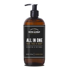 All In One - Body Wash 473 ML
