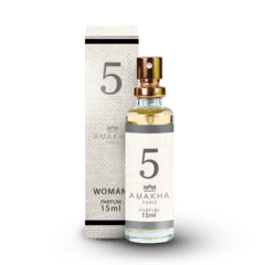 Perfume Feminino 5 Woman (Nº5 Chanel Paris)