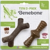Benebone Tiny 2 Pack -  Maplestick+Zaggler