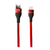 Cable Soul Carga y Datos Lightning Iphone Rojo