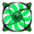 Fan Cooler Cougar CF-D12HB-G 120mm Led Verde