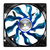 Fan Cooler Xigmatek XLF-F1253 120mm Led Azul