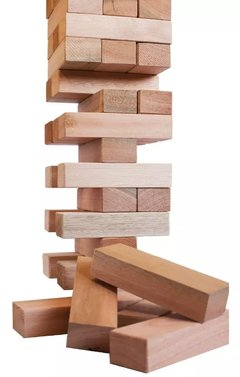 Jenga familiar en internet