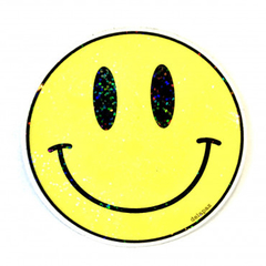 Sticker Smile Holografico