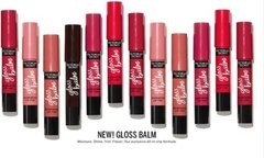 Gloss balm nourishing lip tint
