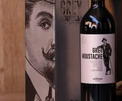 Entrevero Wines - GREY MOUSTACHE 2015