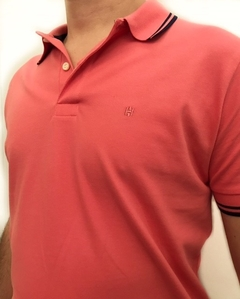 POLO LISA COM ELASTANO HIGH STIL
