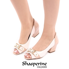 RETRO (PEEP-TOE) CONFORT, COD 495