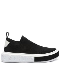 Sneaker It Bold Knit Black Schutz