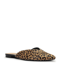 Mule Anacapri Animal Print Natural