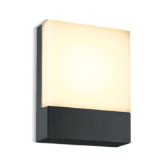 Artef. LED 8.2W p/pared IP54