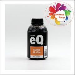 EQ BARNIZ AL AGUA COLOR 4000 CC	WENGUE