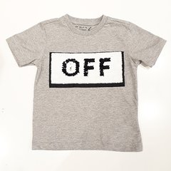 Camiseta On/Off - comprar online