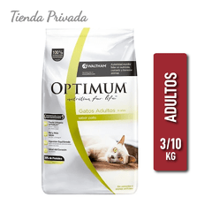 OPTIMUM GATOS ADULTOS