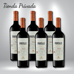VINO PORTILLO - BODEGA SALENTEIN