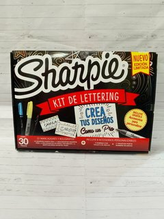 Sharpie Kit De Lettering