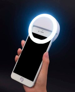 Selfie Ring Light en internet