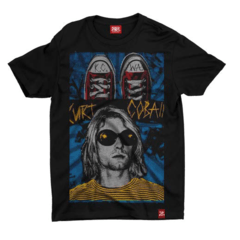 2032 - KURT COBAIN SHOES - PRETO