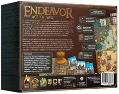 Endeavor Age of Sail na internet