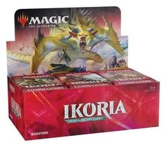 BOOSTER MAGIC THE GATHERING - IKORIA TERRA DE COLOSSOS