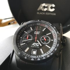 Reloj CAT ACTC Black Edition - AD.163.1A.13A