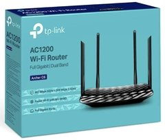 ROUTER Wifi TP LINK ARCHER C6 1200Mbps DUAL BAND 4 ANTENAS