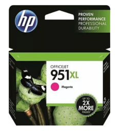 CARTUCHO HP 951 XL MAGENTA ORIGINAL CN047AL