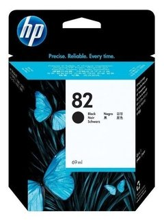 CARTUCHO HP 82 NEGRO ORIGINAL