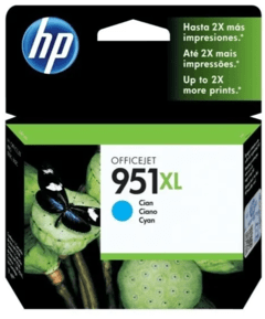 CARTUCHO HP 951 XL CYAN