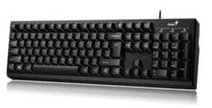 TECLADO C/ CABLE USB GENIUS  SMART KB100 en internet