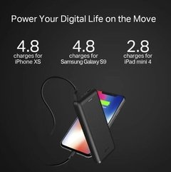 Imagen de CARGADOR PORTATIL TP LINK 20000mah POWER BANK 2 USB TURBO 2,1A
