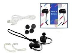 Auricular Bluetooth Deportivo  Send+ Bt06