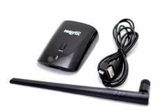 Placa De Red Usb 150 Nisuta Ns-wiu150n5hp Wps Antena 5dbi en internet