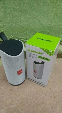 parlante Bluetooth ecopower EP-2315