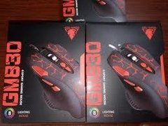 Mouse gaming Aitech Con Luz Led Gm830