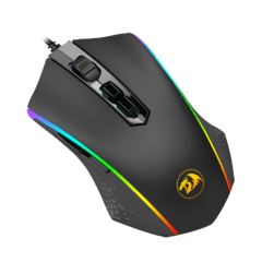 Mouse Gamer Redragon Memeanlion M710 Led Rgb Chroma 10000dpi - comprar online