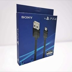 CABLE MICRO USB PS4 - CON FILTRO