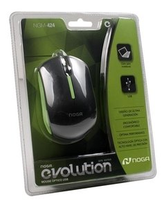 Mouse Optico Noga Ngm-424 Evolution Notebook Original.