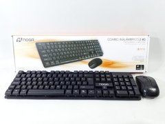 Kit Teclado + Mouse Noga Inalámbrico 2.4ghz S5500