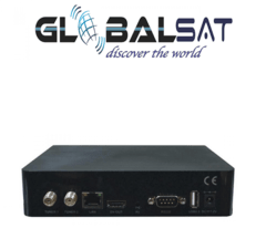 Globalsat Gs111 Plus Usb Hdmi HD - Box Receptores