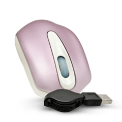 MOUSE | OVERTECH | MO-413 | RETRACTIL