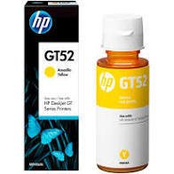 BOTELLA TINTA HP T52 ORIGINAL YELLOU